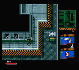 Metal Gear 2 - Solid Snake MSX 034