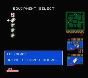 Metal Gear 2 - Solid Snake MSX 042
