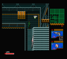 Metal Gear 2 - Solid Snake MSX 043