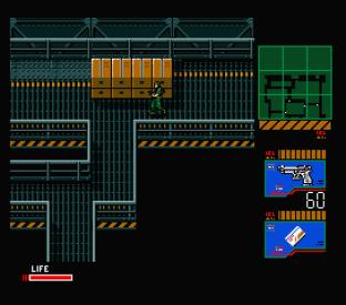 Metal Gear 2 - Solid Snake MSX 045