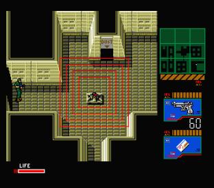 Metal Gear 2 - Solid Snake MSX 053