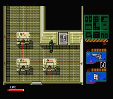 Metal Gear 2 - Solid Snake MSX 055