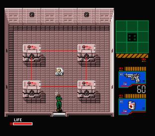 Metal Gear 2 - Solid Snake MSX 056