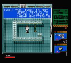 Metal Gear 2 - Solid Snake MSX 065