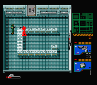 Metal Gear 2 - Solid Snake MSX 067