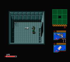 Metal Gear 2 - Solid Snake MSX 076