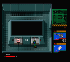 Metal Gear 2 - Solid Snake MSX 077