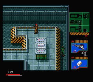 Metal Gear 2 - Solid Snake MSX 078