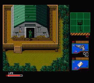 Metal Gear 2 - Solid Snake MSX 086
