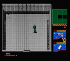 Metal Gear 2 - Solid Snake MSX 087