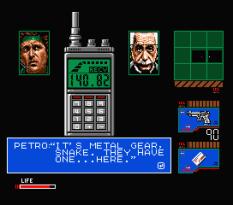 Metal Gear 2 - Solid Snake MSX 088