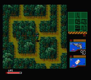 Metal Gear 2 - Solid Snake MSX 089