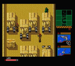 Metal Gear 2 - Solid Snake MSX 097