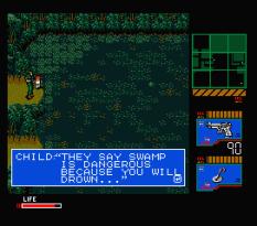 Metal Gear 2 - Solid Snake MSX 098