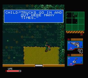 Metal Gear 2 - Solid Snake MSX 100