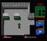 Metal Gear 2 - Solid Snake MSX 105