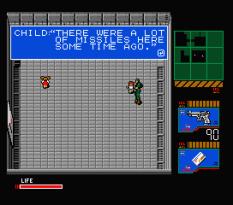 Metal Gear 2 - Solid Snake MSX 109