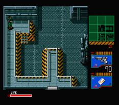 Metal Gear 2 - Solid Snake MSX 110