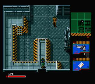 Metal Gear 2 - Solid Snake MSX 111