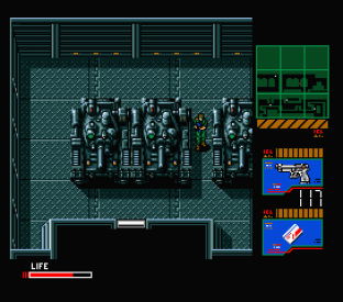 Metal Gear 2 - Solid Snake MSX 119