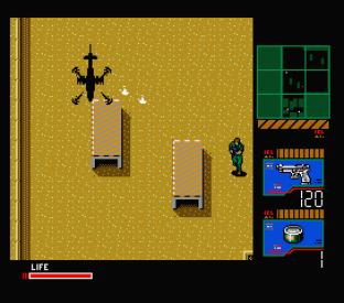 Metal Gear 2 - Solid Snake MSX 122
