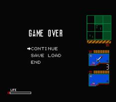Metal Gear 2 - Solid Snake MSX 125