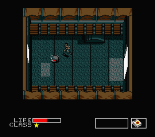 Metal Gear MSX 009