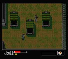 Metal Gear MSX 010