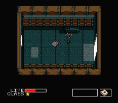 Metal Gear MSX 011