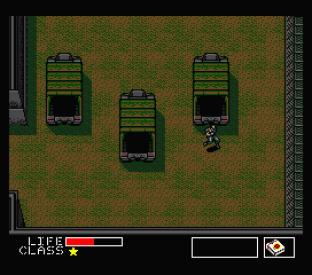 Metal Gear MSX 012