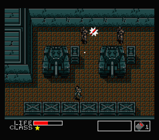 Metal Gear MSX 020