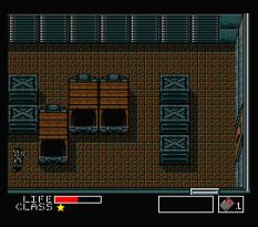 Metal Gear MSX 022