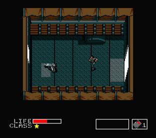 Metal Gear MSX 023