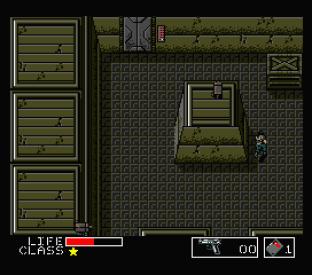 Metal Gear MSX 031