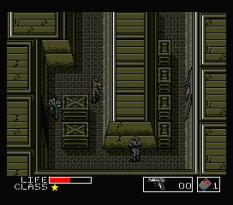 Metal Gear MSX 032
