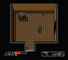 Metal Gear MSX 033