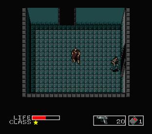Metal Gear MSX 034