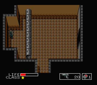 Metal Gear MSX 042