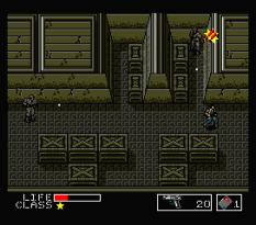 Metal Gear MSX 043
