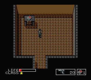 Metal Gear MSX 045