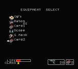 Metal Gear MSX 046