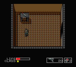 Metal Gear MSX 053
