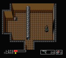 Metal Gear MSX 054