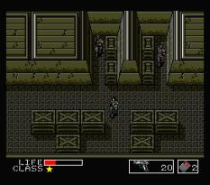 Metal Gear MSX 055