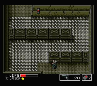 Metal Gear MSX 056