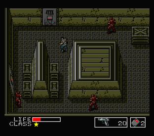 Metal Gear MSX 064