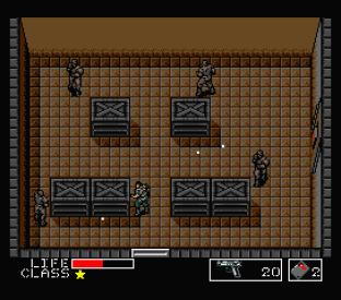 Metal Gear MSX 067
