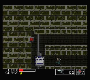 Metal Gear MSX 075