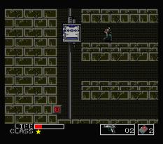 Metal Gear MSX 076