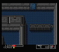 Metal Gear MSX 077